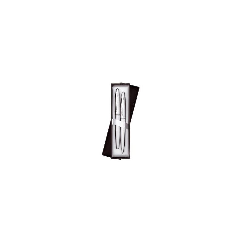 Stylo bille twist et roller Comtesse - stylo bille personnalisé