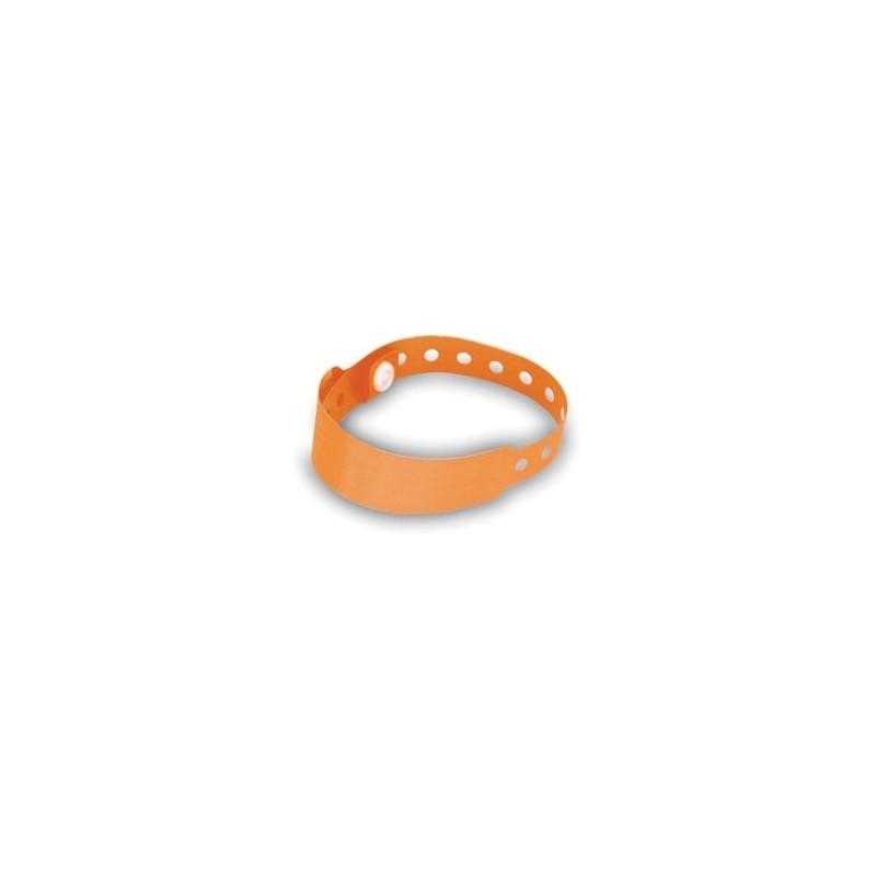 Bracelet publicitaire One Time - Autres bracelets publicitaires - marquage logo