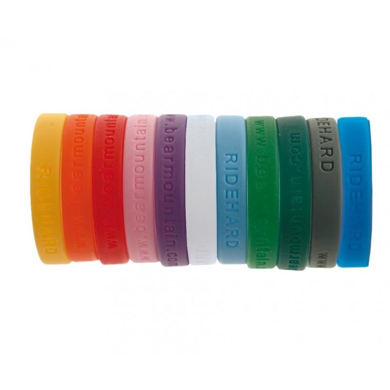 grande remise gamme complète d'articles mieux aimé Bracelet silicone personnalisé - Bracelets publicitaires ...