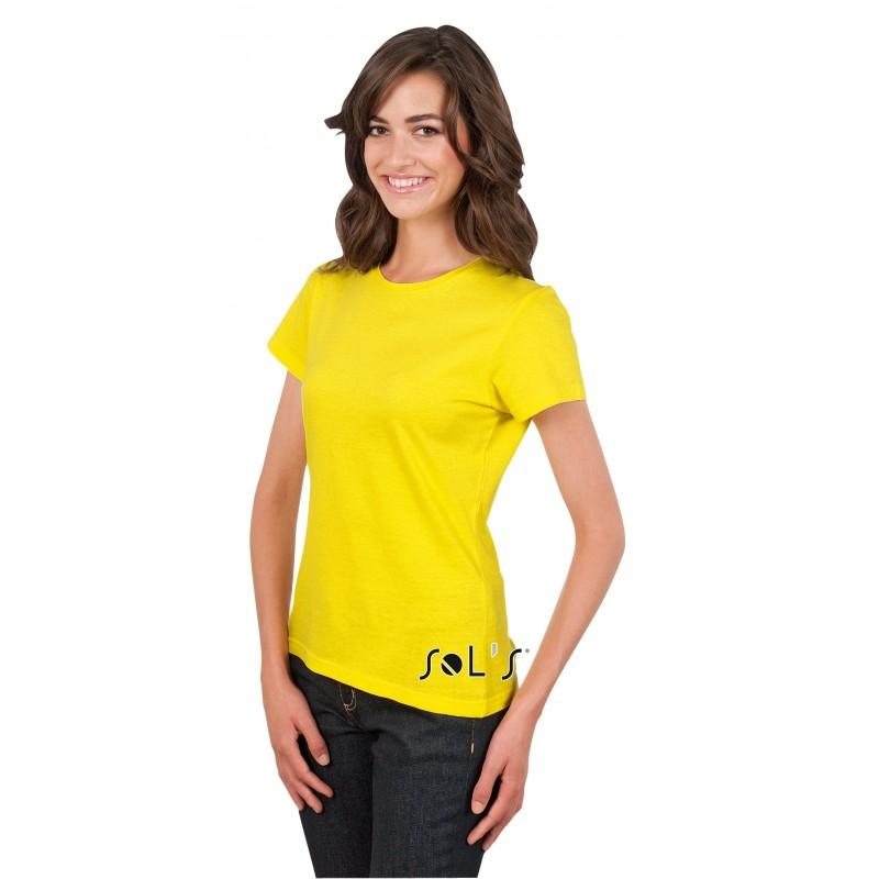 T-shirt publicitaire 190g Imperial women