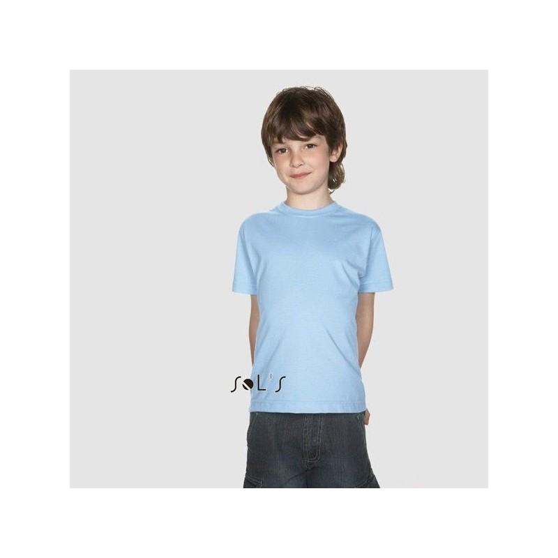 26-080 Tee shirt Impérial Kid  personnalisé