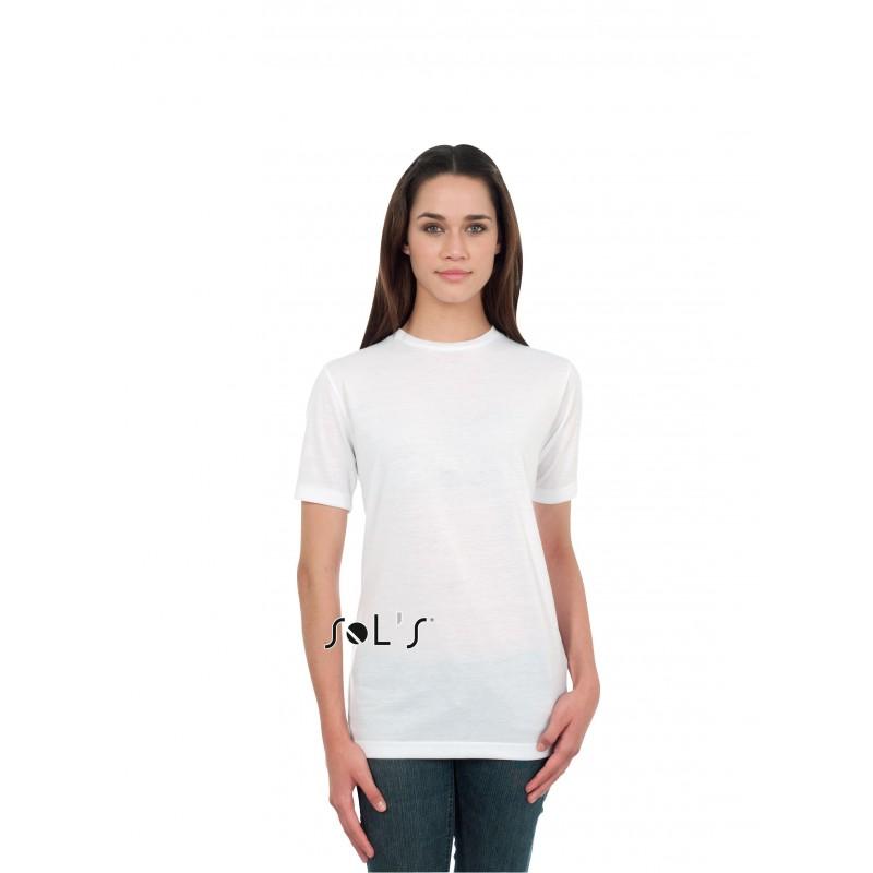 T-shirt unisexe Sublima  - T-shirt manches courtes sur mesure