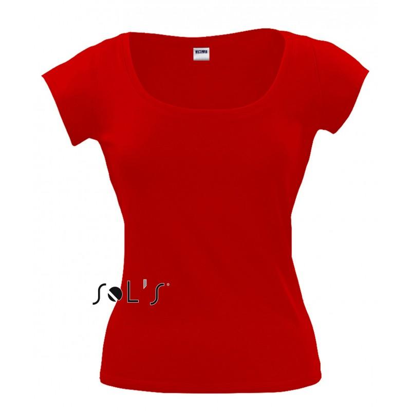 Tee shirt Melrose pour femme - T-shirt manches courtes - produits incentive