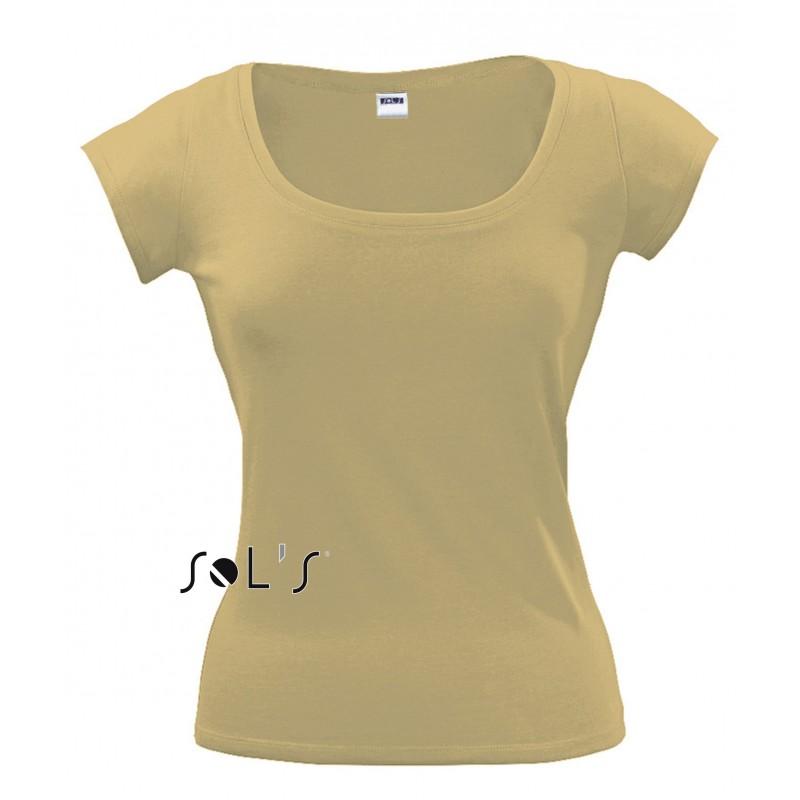 Tee shirt Melrose pour femme - T-shirt manches courtes - cadeau d'entreprise personnalisé