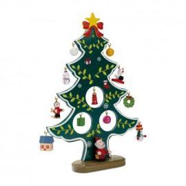 42-311 Déco de Noël en bois personnalisé