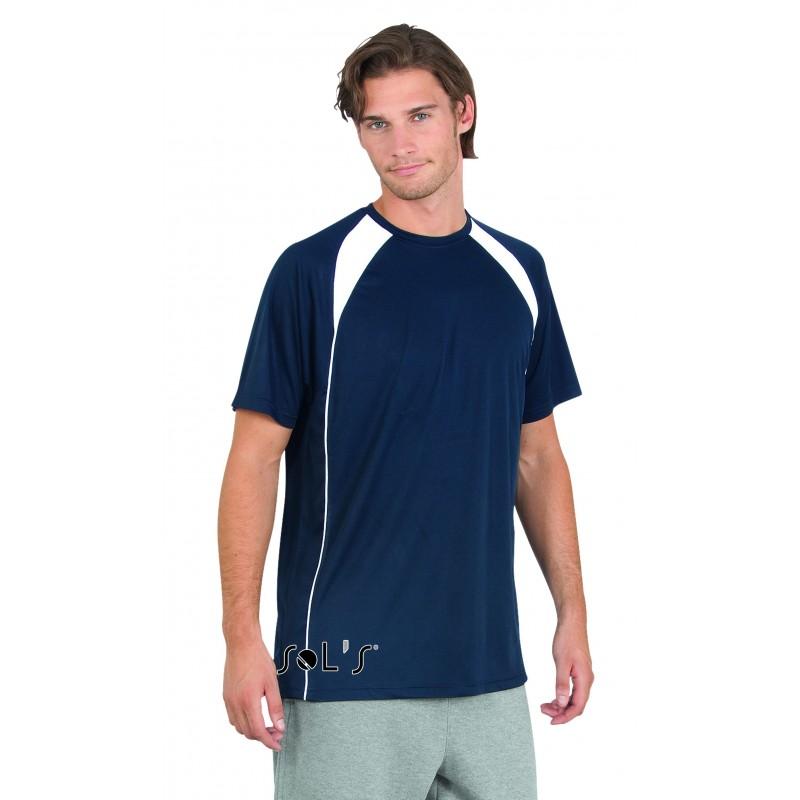 Tee shirt homme Match - T-shirt manches courtes - objets promotionnels