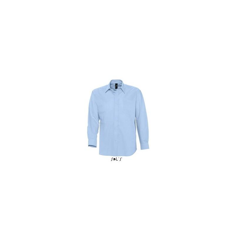 Chemise publicitaire homme ML Boston - chemise publicitaire homme - cadeaux d'affaires