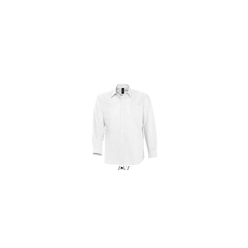Chemise publicitaire homme ML Boston - chemise publicitaire homme - objets publicitaires