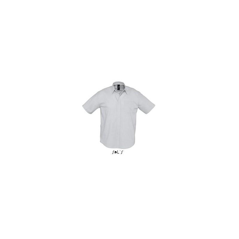 Chemisette publicitaire homme Brisbane - chemise publicitaire homme sur mesure