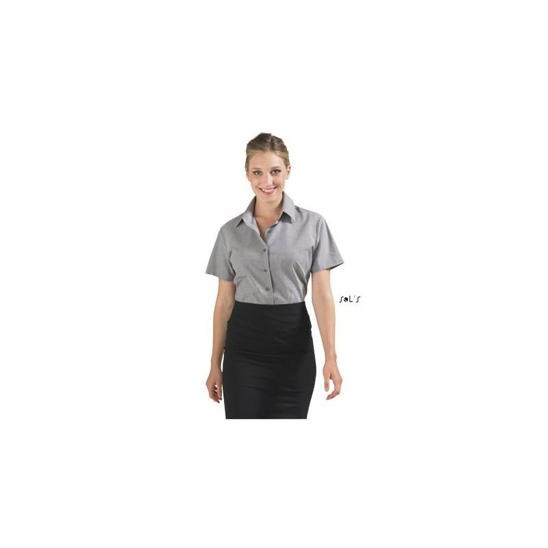 Chemisette femme Elite - chemise publicitaire femme - publicité par l'objet
