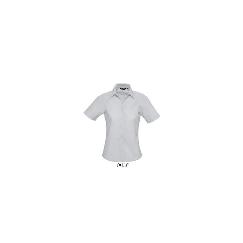 Chemisette femme Elite - chemise publicitaire femme - objets publicitaires