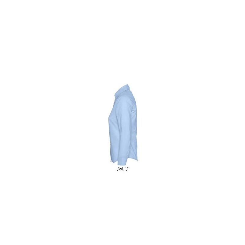 Chemise femme ML Embassy - chemise publicitaire femme - cadeaux d'affaires