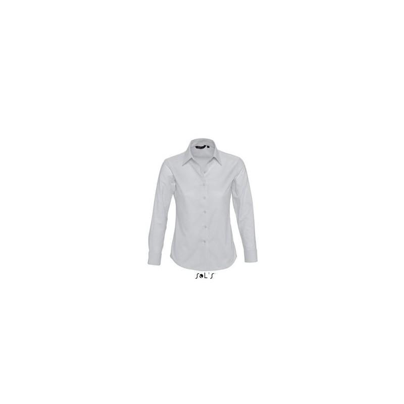 Chemise femme ML Embassy - chemise publicitaire femme - publicité par l'objet