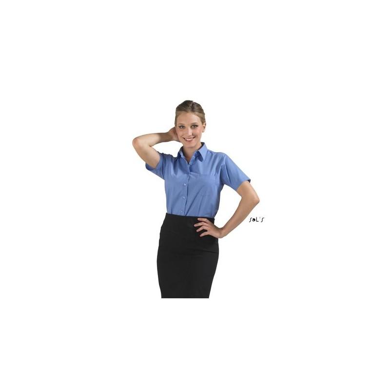 Chemise pour femme Escape - chemise publicitaire femme - produits incentive