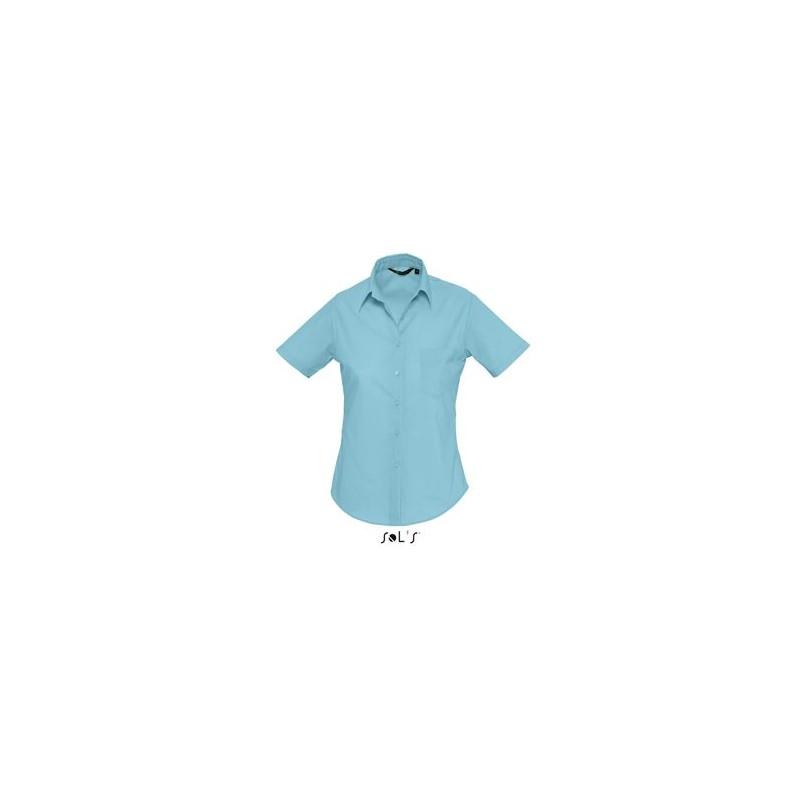 Chemise pour femme Escape - chemise publicitaire femme sur mesure