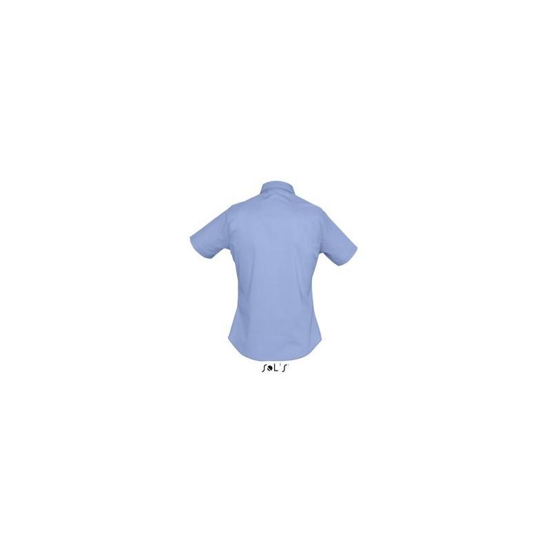 Chemise pour femme Escape - chemise publicitaire femme - cadeau d'entreprise personnalisé