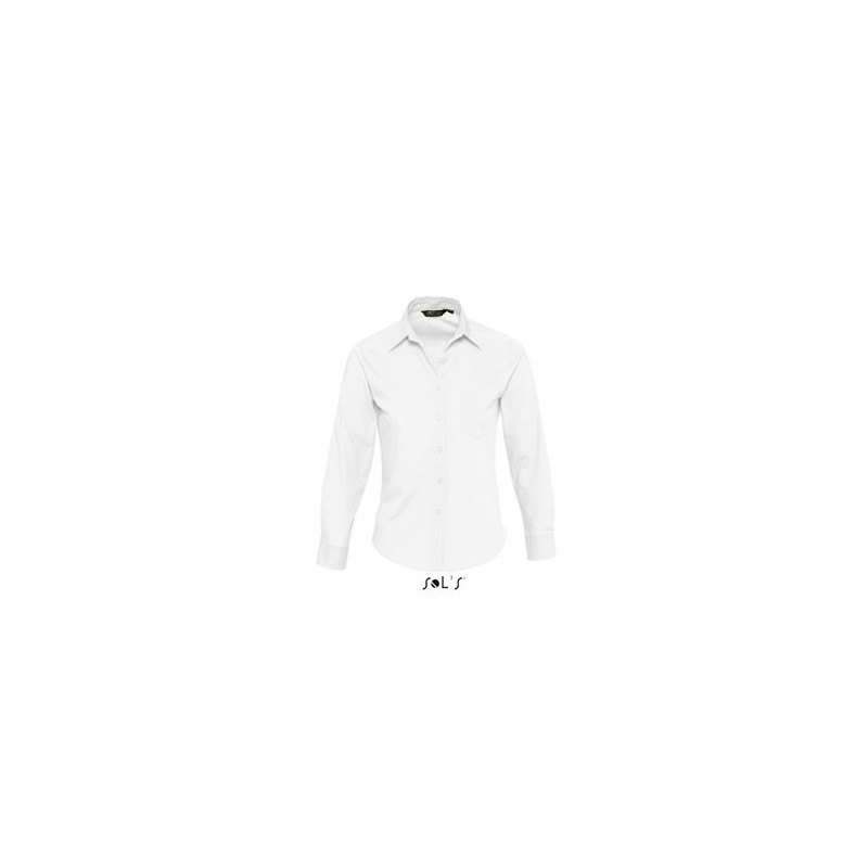 Chemise femme ML Executive - chemise publicitaire femme - produits incentive