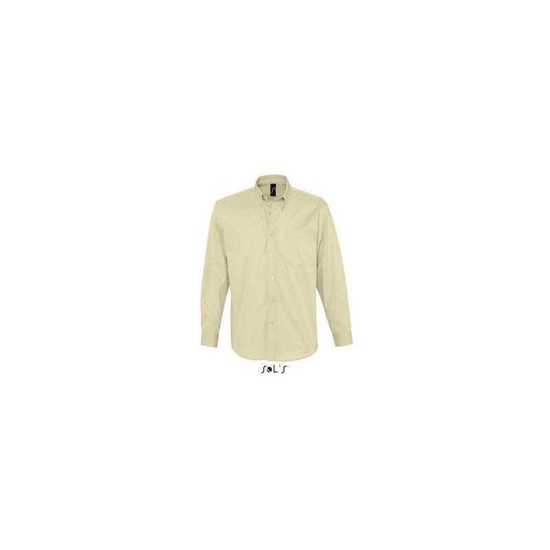 Chemise homme twill de coton Bel Air - chemise homme publicitaire