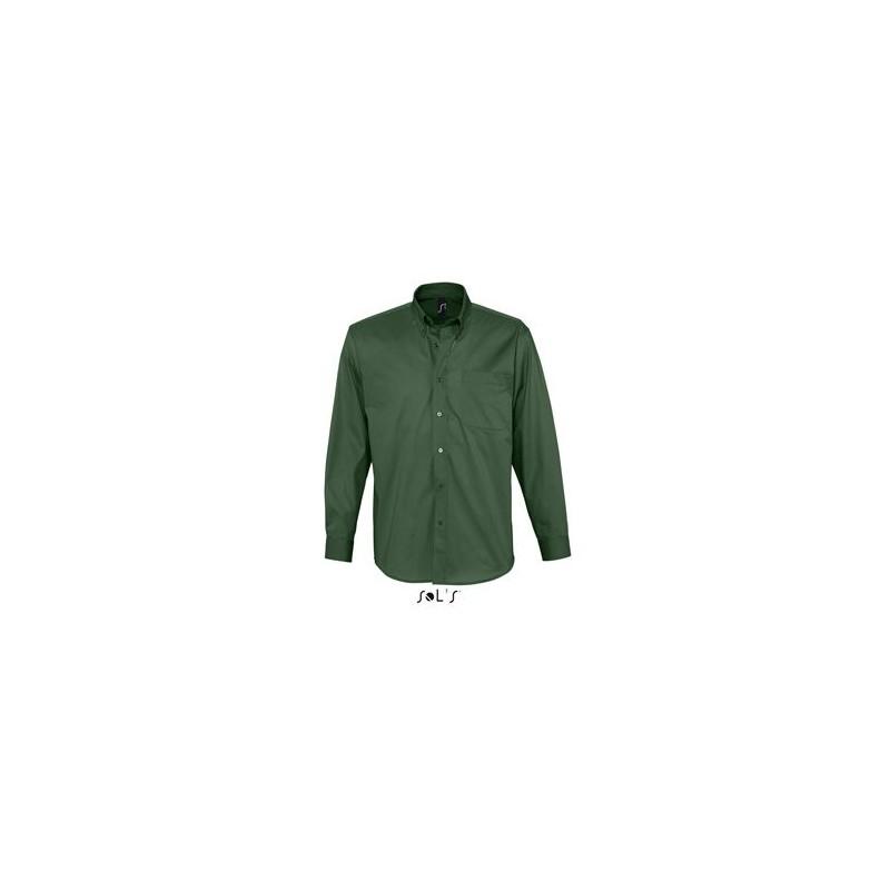 Chemise Publicitaire homme twill de coton Bel Air - chemise publicitaire homme - objets promotionnels
