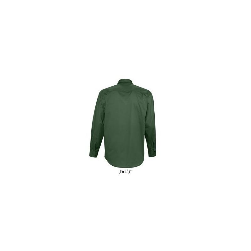 Chemise Publicitaire homme twill de coton Bel Air - chemise publicitaire homme - cadeaux d'affaires