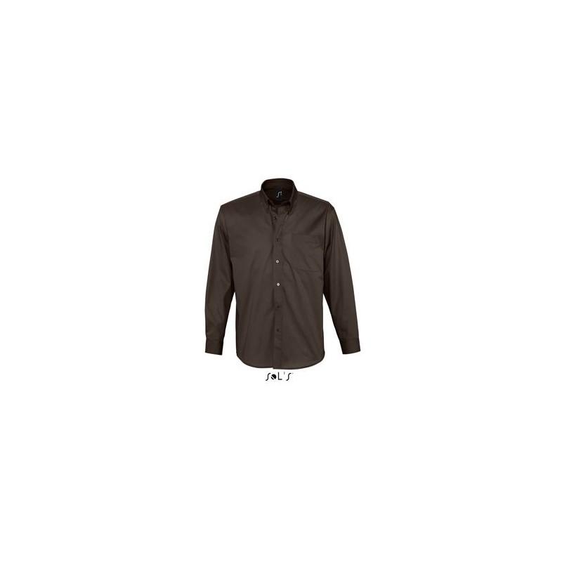 Chemise homme twill de coton Bel Air - chemise homme - produits incentive