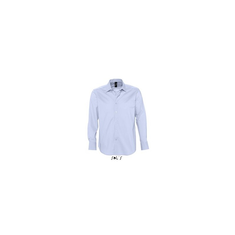 Chemise homme ML Brighton - chemise publicitaire homme sur mesure