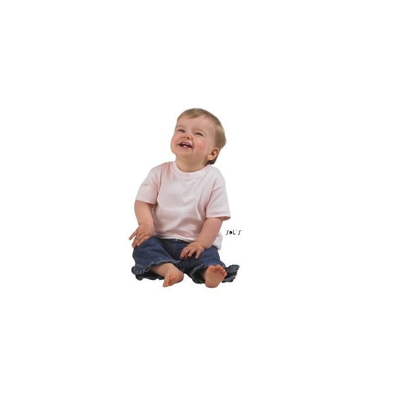 T-Shirt publicitaire bébé  - Accessoires bébé - objets promotionnels