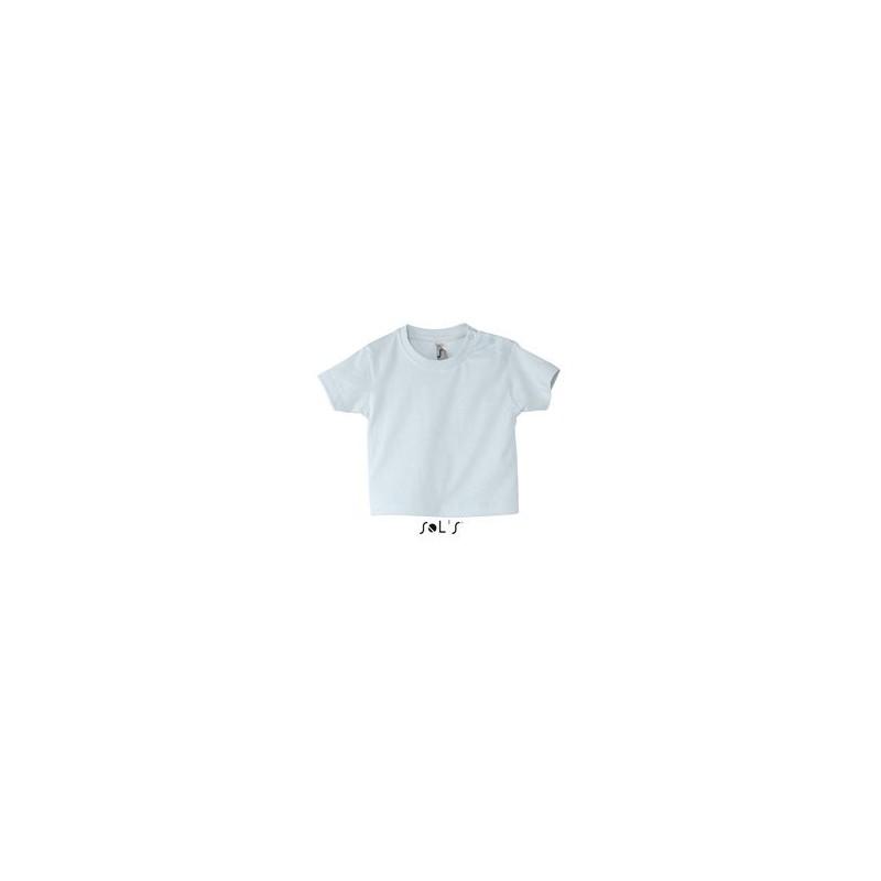 T-Shirt publicitaire bébé  - Accessoires bébé - cadeaux d'affaires