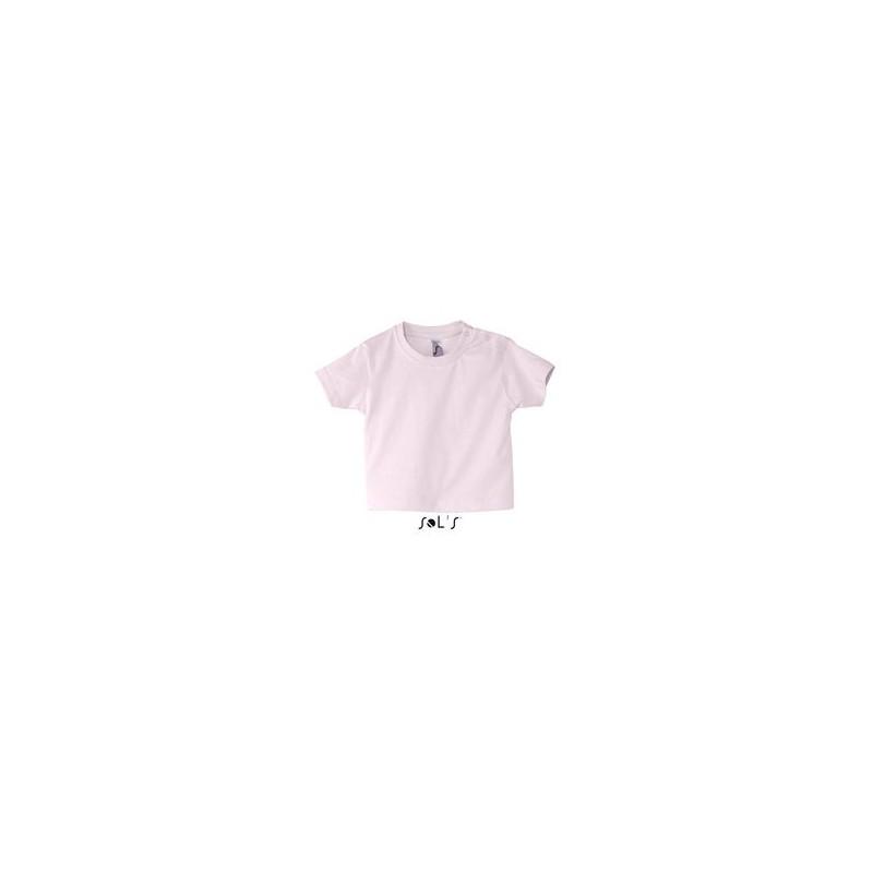 T-Shirt publicitaire bébé  - Accessoires bébé - marquage logo