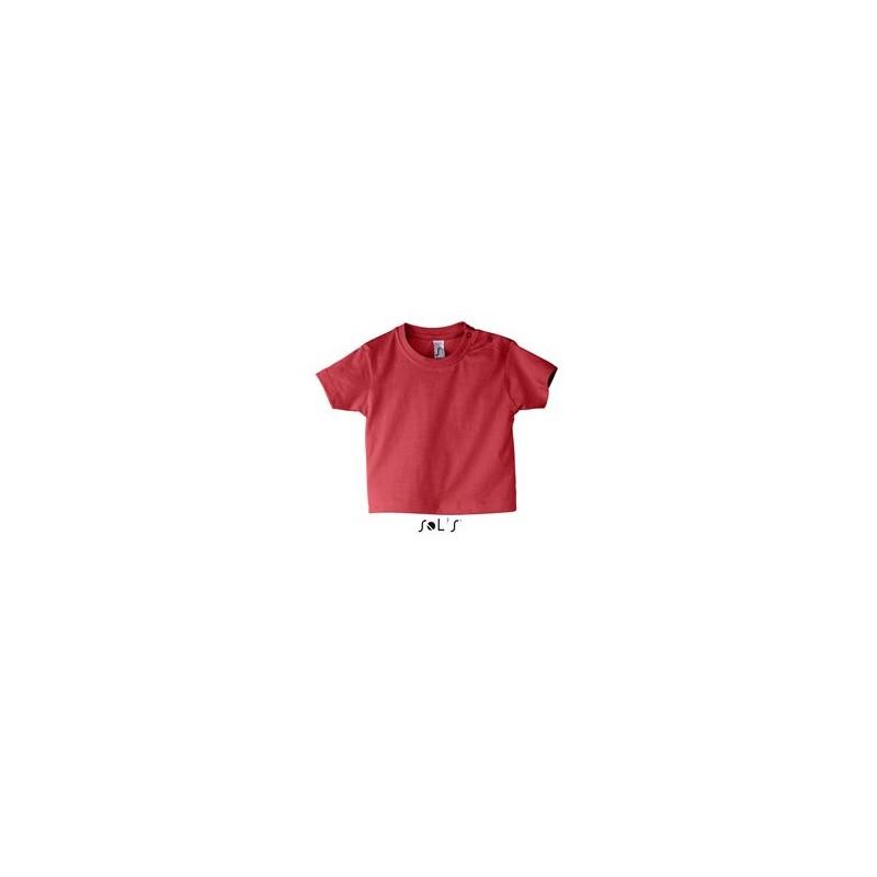 T-Shirt publicitaire bébé  - Accessoires bébé - cadeau d'entreprise personnalisé