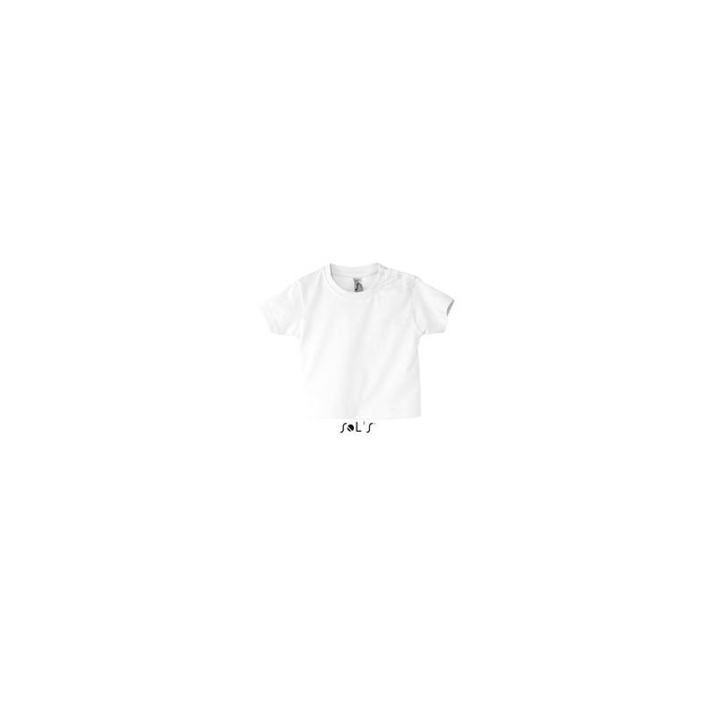 T-Shirt publicitaire bébé  - Accessoires bébé - publicité par l'objet