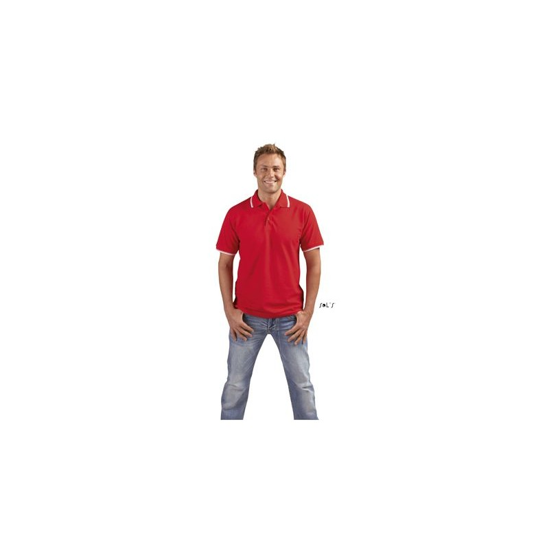 Polo golf homme Practice - Polo manches courtes - produits incentive