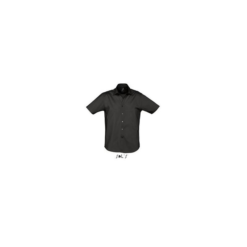 Chemise homme stretch Broadway - chemise publicitaire homme - cadeaux d'affaires