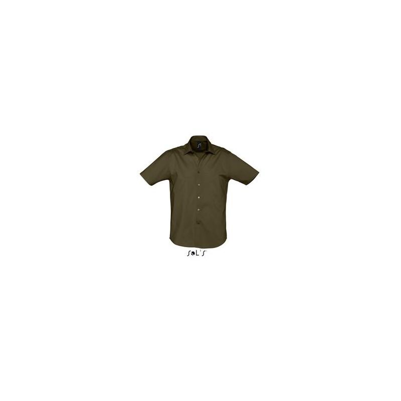 Chemise homme stretch Broadway - chemise publicitaire homme - produits incentive