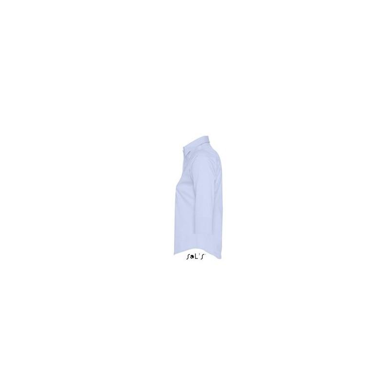 Chemise femme manches 3/4 Effect - chemise publicitaire femme - objets publicitaires