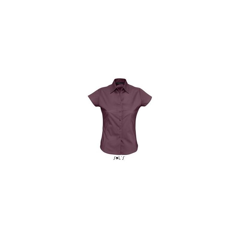 Chemisette femme stretch Excess - chemise publicitaire femme - objets publicitaires