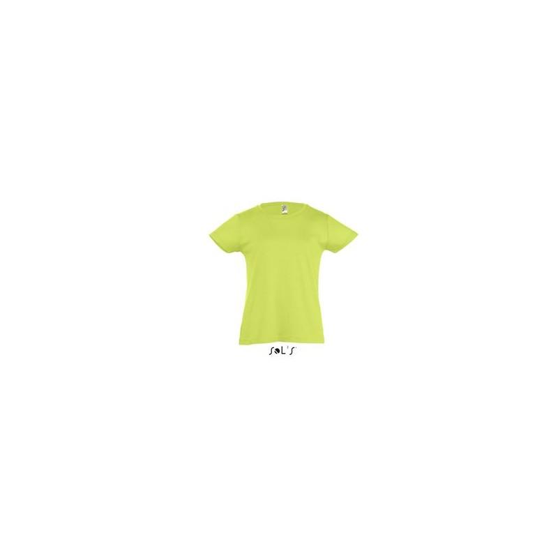 Tee Shirt publicitaire Cherry - T-shirt sur mesure
