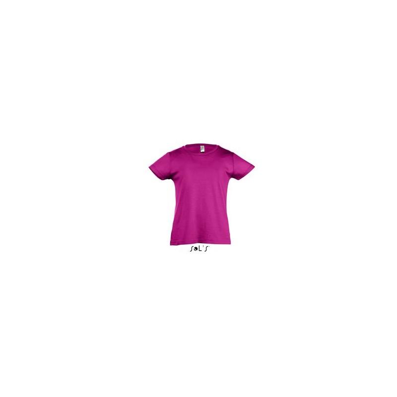 Tee Shirt publicitaire Cherry - T-shirt - cadeaux d'affaires