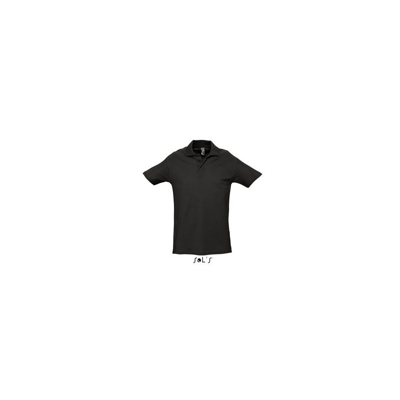 Polo homme Spring II - Polo manches courtes - marquage logo