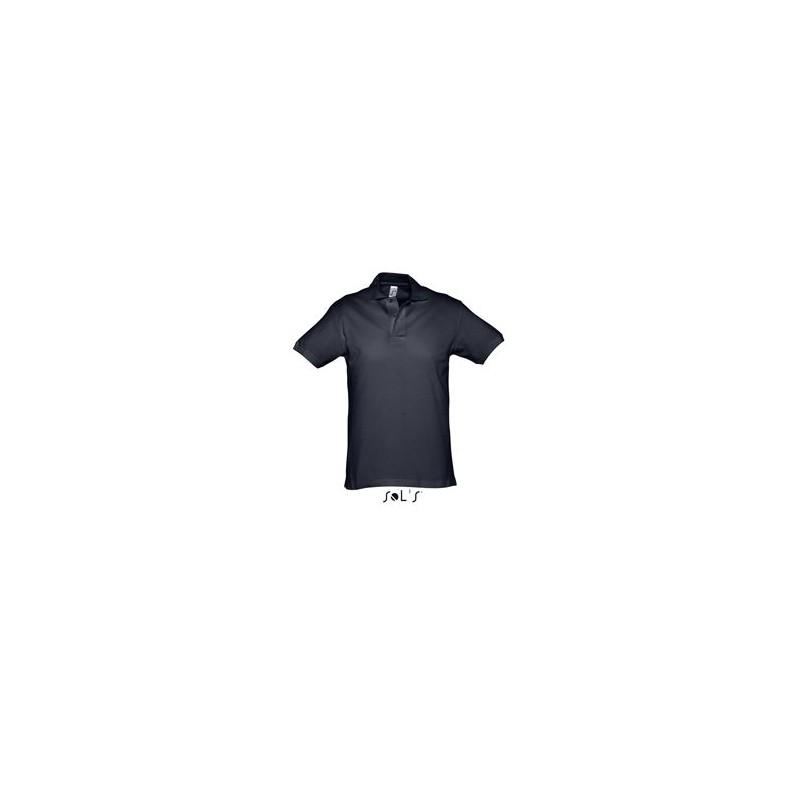 Polo homme Spirit - Polo manches courtes - marquage logo