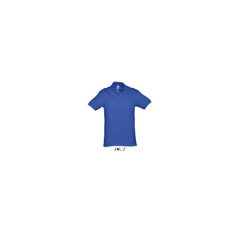 Polo homme Spirit - Polo manches courtes - publicité par l'objet