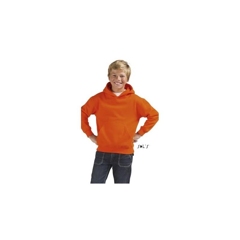 Sweat-shirt enfant Slam - Sweatshirt, polaire - objets publicitaires