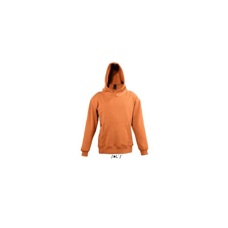 Sweat-shirt enfant Slam - Sweatshirt, polaire - publicité par l'objet