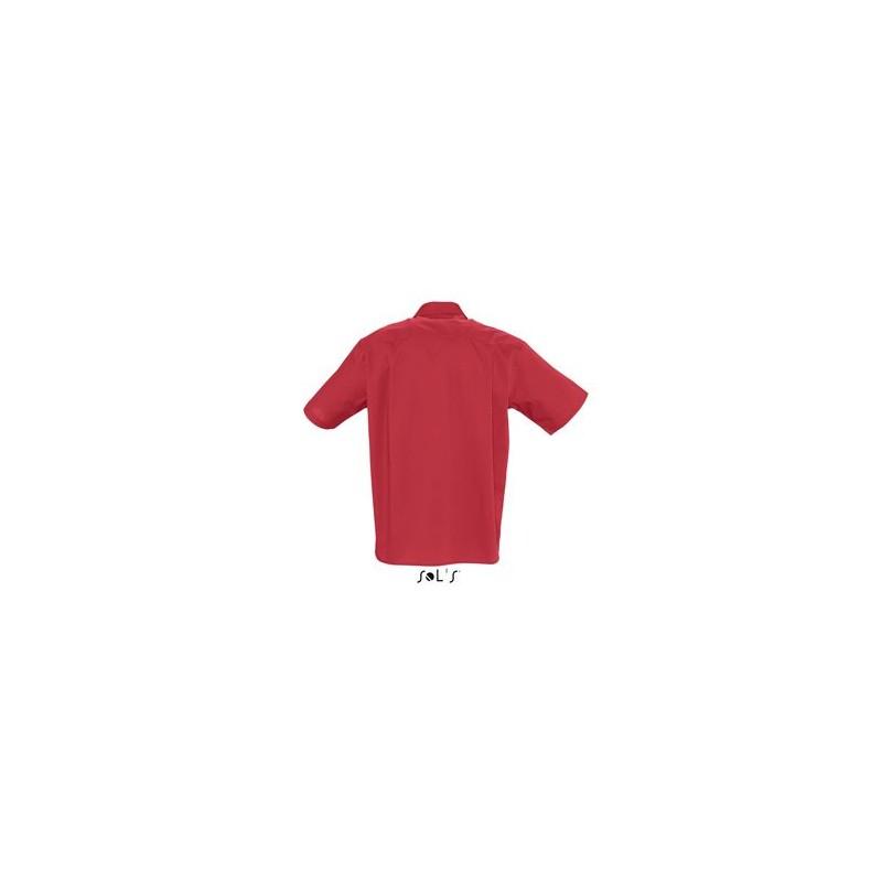Chemise Publicitaire homme en popeline Berkeley - chemise publicitaire homme - produits incentive