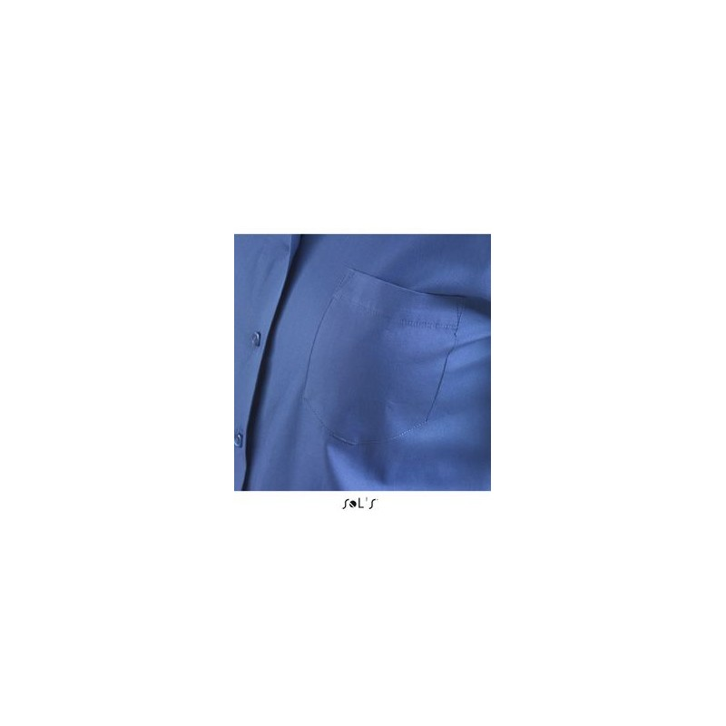Chemisette femme en popeline Energy - chemise publicitaire femme - produits incentive