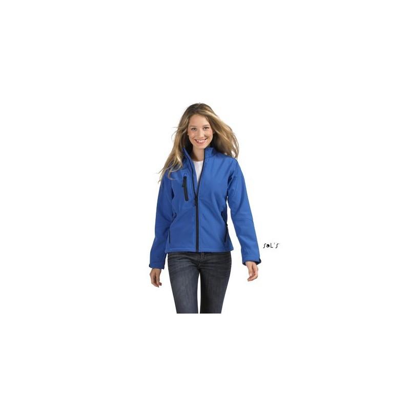 Veste femme zippée softshell Roxy - Softshell personnalisé