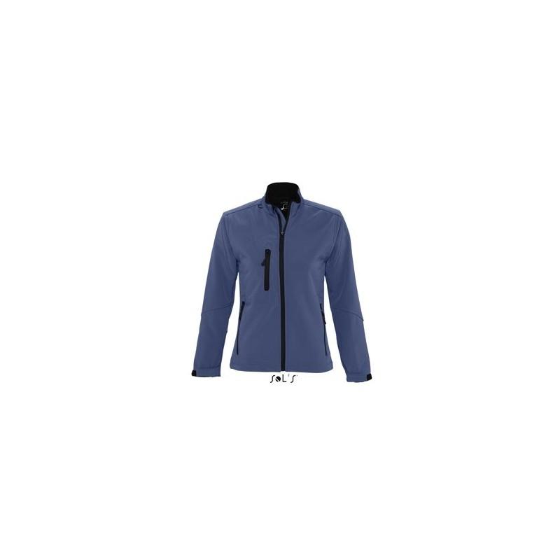 Veste femme zippée softshell Roxy - Softshell publicitaire