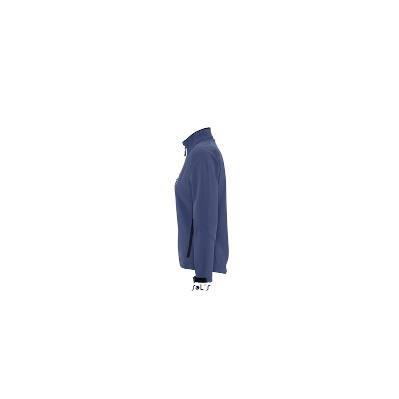 Veste femme zippée softshell Roxy - Softshell sur mesure