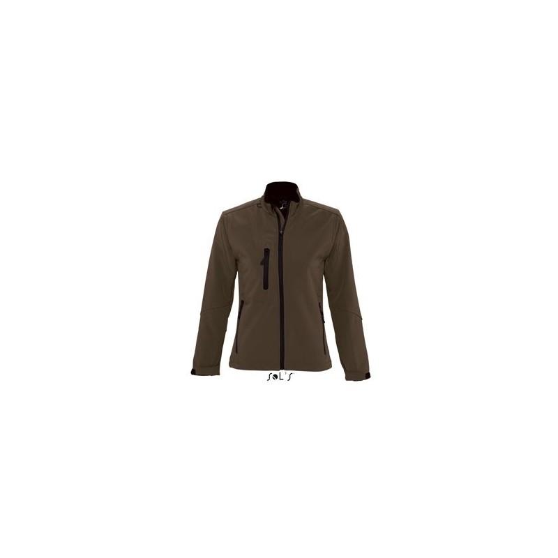 Veste femme zippée softshell Roxy - Softshell - objets promotionnels