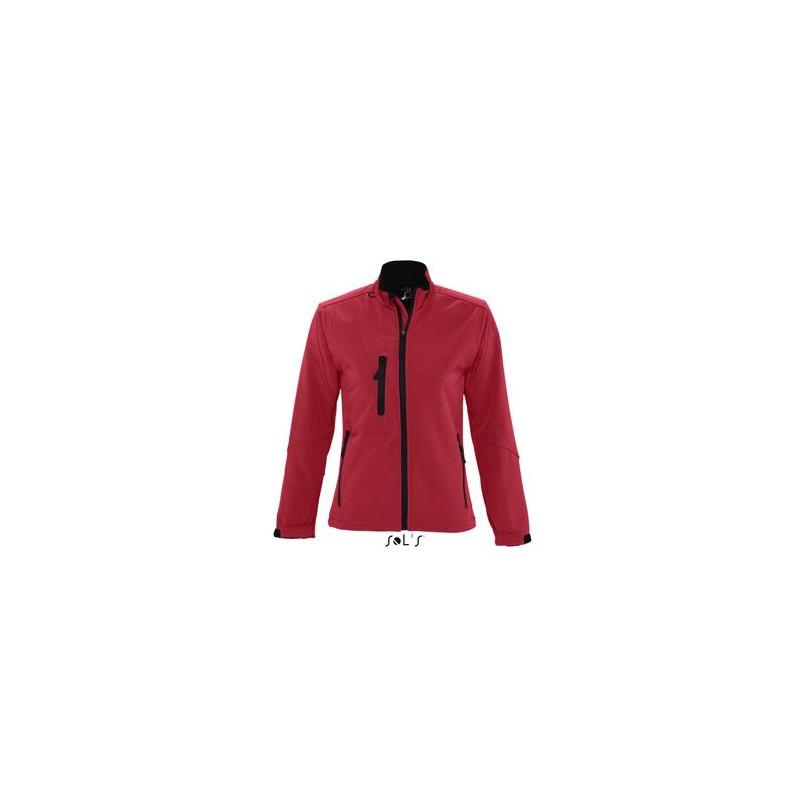 Veste femme zippée softshell Roxy - Softshell - cadeaux d'affaires